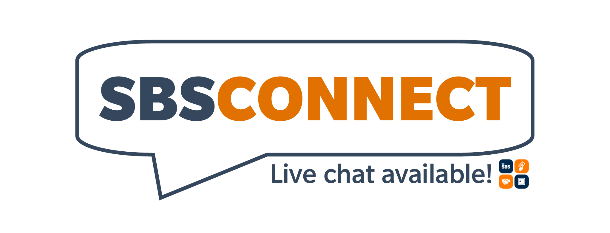 SBS Live Chat Icon